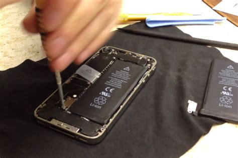 iphone 4 images how to replace the iphone 4 battery imore