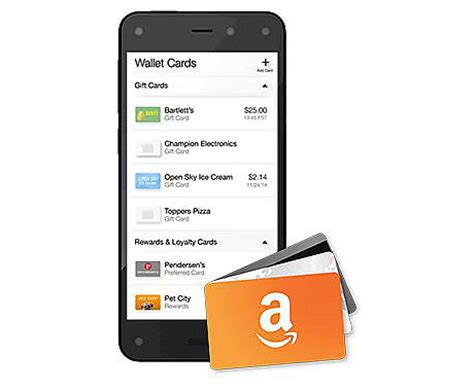 Use Amazon Gift Card In Another Country - amazon releases mobile wallet app for android nfc world