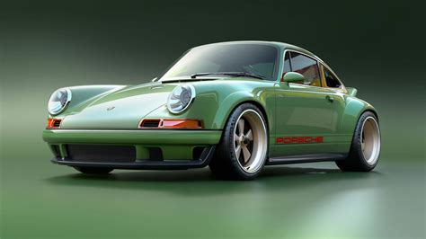porsche singer sensationally singer porsche 911 with 500 hp williams
