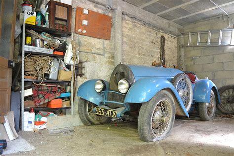 bugatti barn find 1 of 12 bugatti brescia found in barn going up for auction