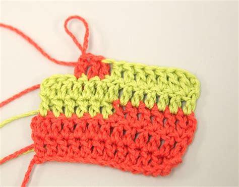 crochet color change how to change colors in crochet crochet inspiration