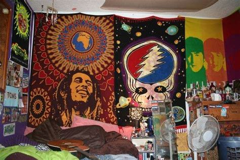 Trippy Home Decor by 17 Best Ideas About Hippy Room On Hippie Room