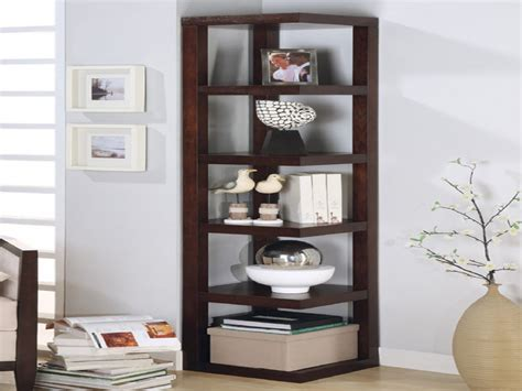 Modern Corner Bookcase Cabinets For Small Spaces Contemporary Furniture Corner Contemporary Corner Bookcase Furniture