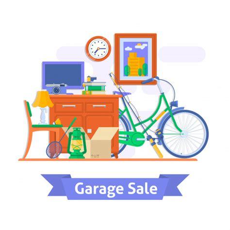 ventas de garaje venta de garaje 237 culos de uso dom 233 stico ilustraci 243 n