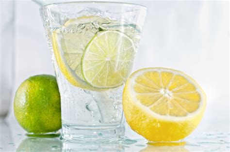 Lemon And Lime In Water Detox by 6 Detox Water Ingredients To Help Improve Your Digestive