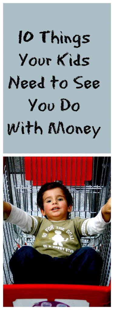 10 Things You Need To About Your Toddler by 10 Things Your Need To See You Do With Money