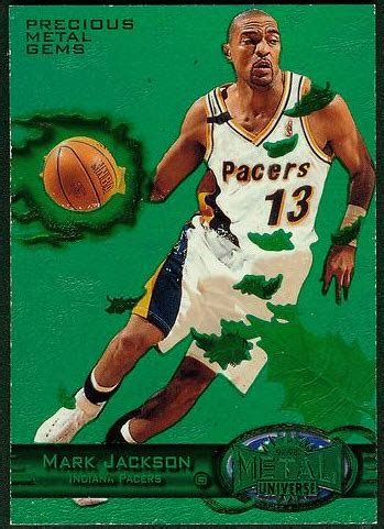 mark jackson card value basketball cards pricing guide is easy choice