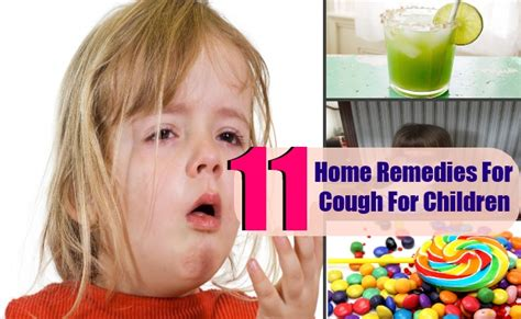 11 home remedies for cough for children search home remedy