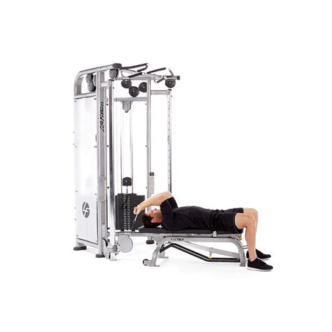 flat bench tricep extension lying tricep cable extension flat bench 28 images a 15