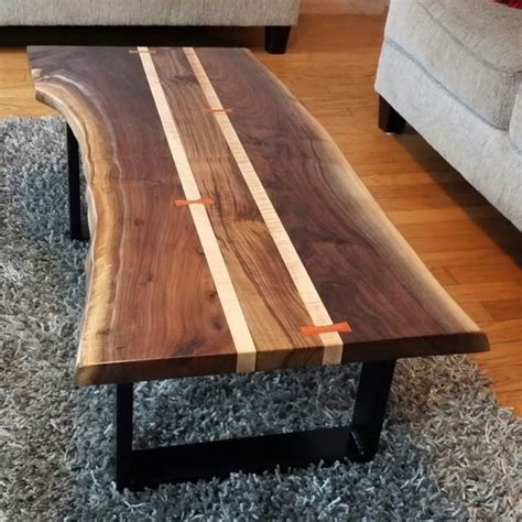 wood slab side table best 25 live edge table ideas on live edge