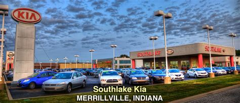 Kia Dealers In Indiana Automobile Dealers Used Cars In Merrillville In