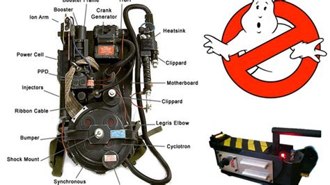 How To Make Ghostbusters Proton Pack by The Ghostbusters Proton Pack Project By Kristian