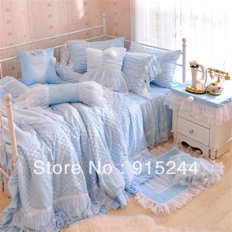 100 Cotton Comforters by Aliexpress Buy 100 Cotton Princess Korean 4pcs