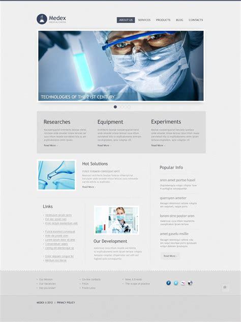 medical joomla template 40677