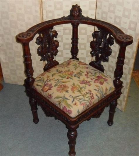 antique corner chair corner chair antiques atlas