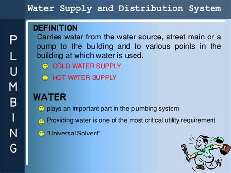 Meaning Of Plumbing by Presentation Plumbing