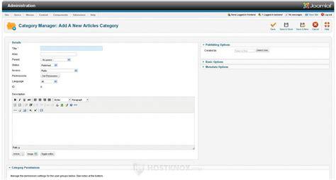tutorial for joomla 3 3 pdf hostknox joomla categories tutorial