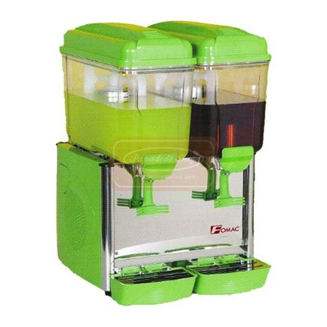 Dispenser Jus Plastik juice dispenser jcd jpc2s mesin kemas plastik
