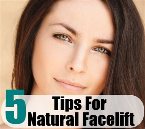 fatimasnaturalfacelift com 5 golden rules for natural facelift how to do a natural
