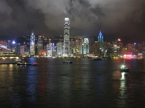 wallpaper pemandangan hongkong