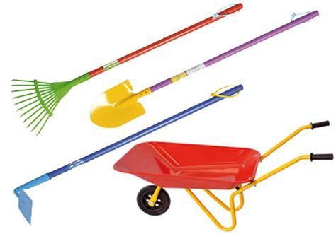 attrezzi da giardino per bambini colorati attrezzi da giardino per bambini verdemax