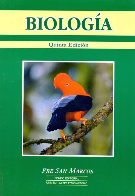 libro bachillerato biologia 1 descargar gratis pdf centro preuniversitario unmsm cat 193 logo de libros