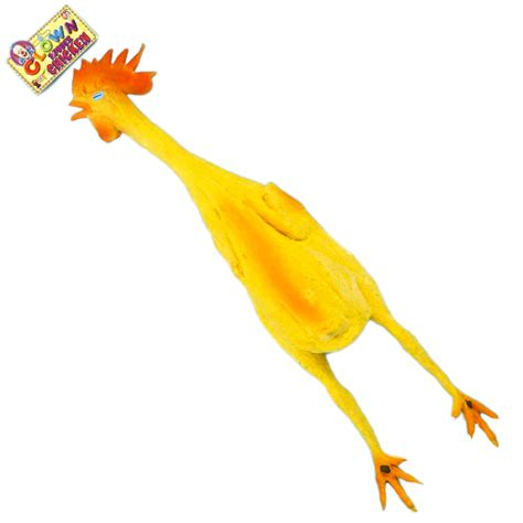 rubber chicken rubber chicken stupid
