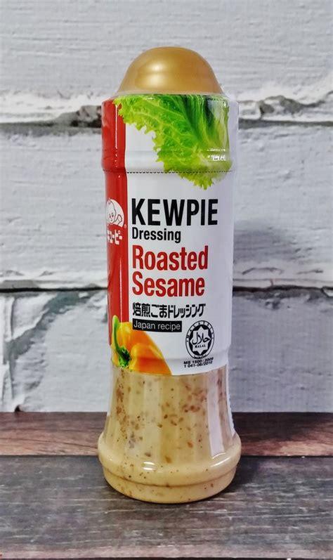 kewpie roasted sesame dressing recipe kewpie roasted sesame dressing tomorrow