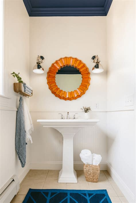 top unique bathroom mirror ideas hupehome