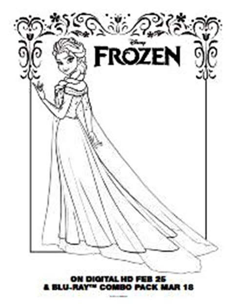 frozen coloring pages and activities disney frozen activity and color pages a to z stuff