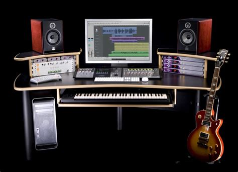 professional recording studio desk kkaudioinc a1 61k workstation by kk audio studio