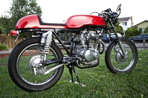 buy 1973 honda cb350 cb 350 motorcycle cafe on 2040 motos buy 1973 honda cb350 cafe racer all new on 2040 motos