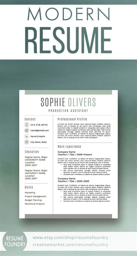 Stylish Resume Templates Free by Best 25 Resume Templates Ideas On Resume