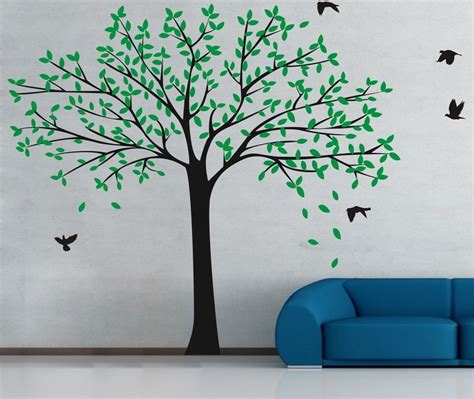 Happiness Home Bedroom Decor Vinyl Wallpaper Large Size Family Photo Frame Tree Wall Sticker