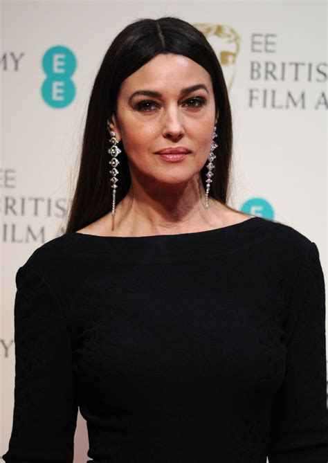 monica bellucci awards lea seydoux monica bellucci ee british academy film