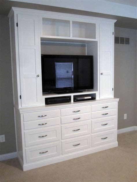 Bedroom Entertainment Center Ideas by Bedroom Dresser Entertainment Center Crafts Project