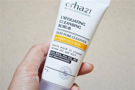 Scrub Yang Bagus 10 merk scrub wajah yang bagus dan berkualitas