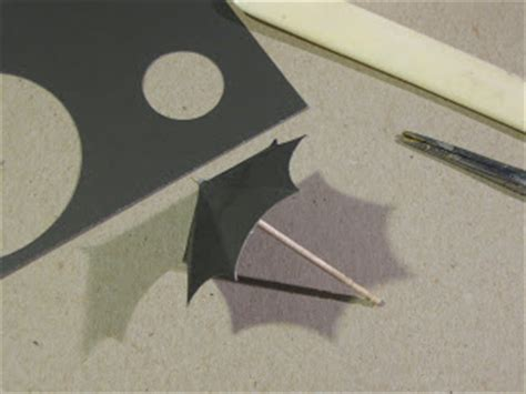 How To Make A Small Paper Umbrella - snellings how to make a small paper umbrella