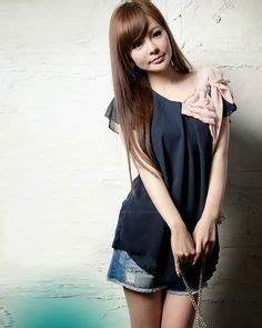 imagenes de chicas coreanas 1000 images about ropa on pinterest moda scoop neck