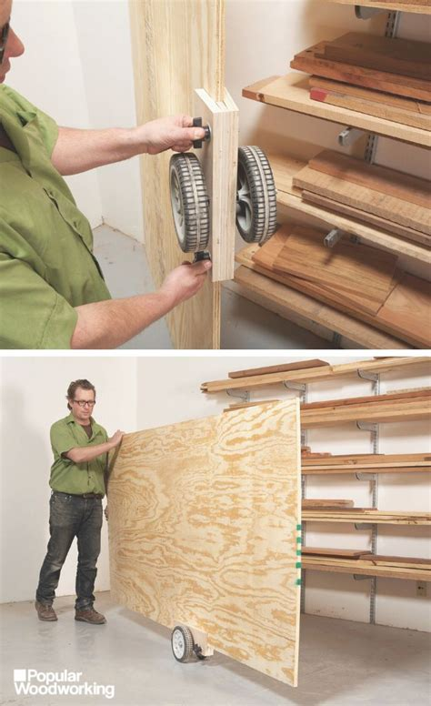 workshop tips plywood caddy woodworking tools