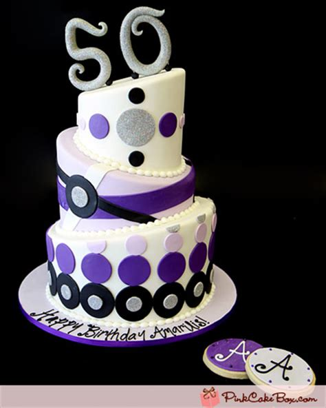 50th Birthday Cakes by 50th Happy Birthday Cake 187 Birthday Cakes
