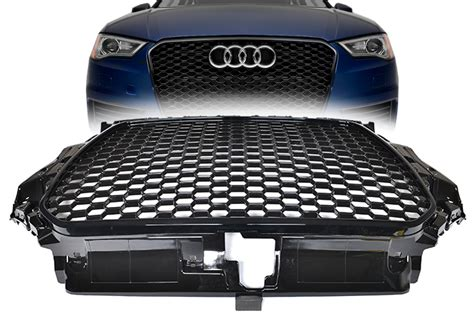 Audi A3 K Hlergrill by Audi A3 8v Rs3 S Line S3 Tuning 2012 Frontgrill