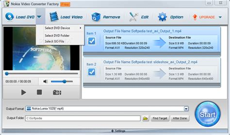 converter factory nokia video converter factory download