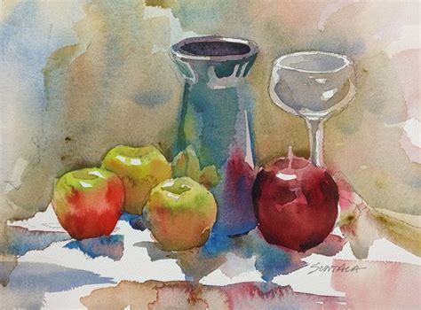 watercolor tutorial still life 17 best images about still life on pinterest watercolors