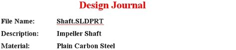 design journal solidworks solidworks tips and tricks egs india newsletter