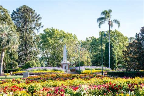 Botanical Gardens Toowoomba Park And Botanic Gardens East Toowoomba