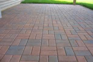 And Pavers Brick Pavers In Michigan