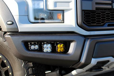 ford raptor fog light kit 2017 buy 2017 ford raptor baja designs fog light kit