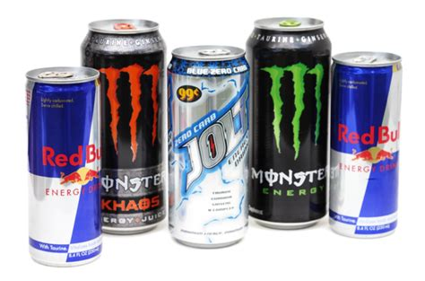 Energy Drinks: How Much Caffeine Is Too Much?   Here & Now