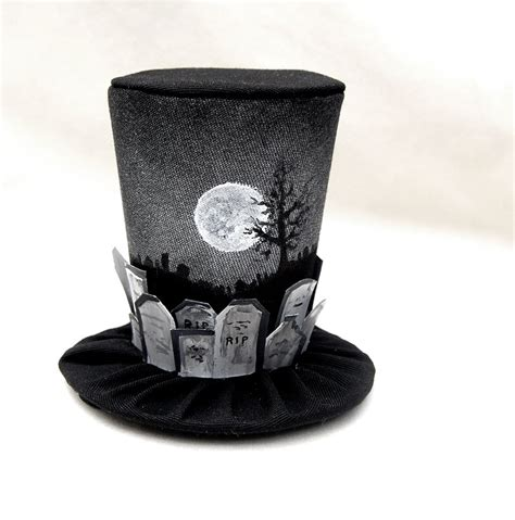 tiny top hat the graveyard version 2 by tinytophats on